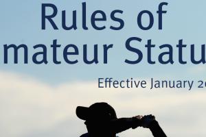 Golf's Modernized Rules of Amateur Status Published