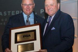 Dan Pasternak of Essex Fells Receives PGA's Highest Honor