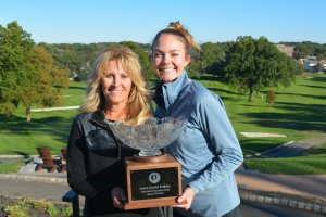Gacos and Solan win Women's Four-Ball Championship
