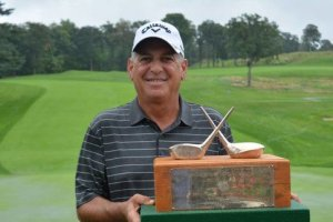 Esposito Wins His Third Senior Open