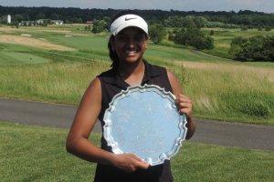 Megha Ganne Returns to Drive, Chip & Putts Finals