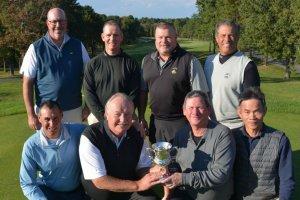 Royce Brook G.C. wins NJSGA Senior Interclub title