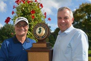 Mercer Oaks Duo Wins Senior Four-Ball Championship