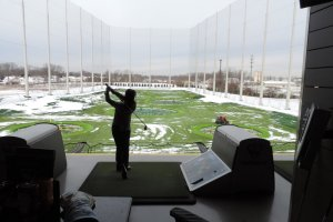 Many Winter Options for N.J. Golfers
