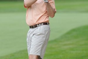 Blumenfeld Takes Early Lead In Amateur Championship