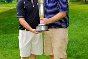Handley/komline Take Four Ball Championship From Defending Champs