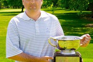 Stamberger Captures Mid-amateur Championship