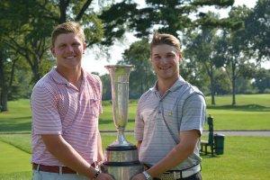 Baltusrol's Voetsch & Urciuoli Are 85th Four-ball Champions