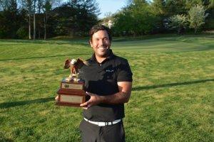 Bayonne's Darin Goldstein Wins Eagle Oaks Invitational