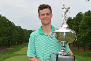 Caddie Scholar Luke Graboyes Wins 97th NJSGA Open Championship