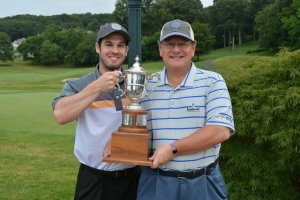Kruegers Win Father & Son For Third Time In Five Years