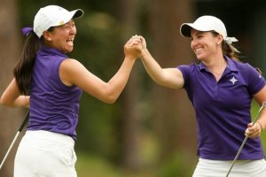 New Jersey's Alice Chen & Taylor Totland Are U.S. Four-ball Champions