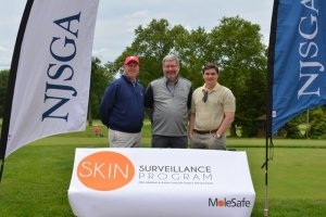 NJSGA Partners With  Molesafe, World Leader In Early Detection Of Skin Cancer