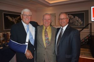 Ross, Monroe,studer Honored At Celebration Of Golf; Manasquan River Is CSF Club Of Year