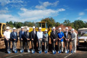 Union County Begins Work On New Clubhouse At Ash Brook G.C.