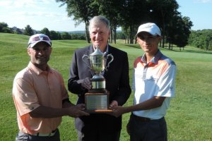 Artiglieres Of Mount Tabor Win Father & Son Championship At N.J. National G.C.