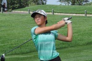 Katie Li, 13, Advances To Women's Amateur Semifinals