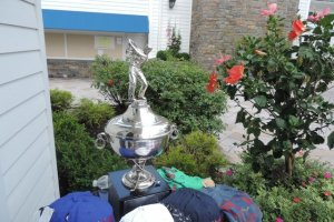 La Morte, Hall Share Lead After First Round Of NJSGA Open