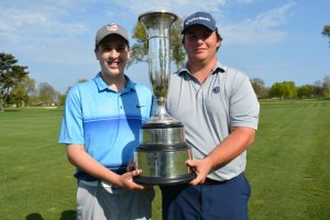 Lazzaro & Hansen Youngest To Win NJSGA Four-ball Championship