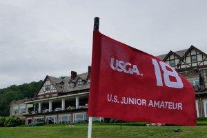 NJSGA Officials Play Important Roles At U.S. Junior Amateur At Baltusrol G.C.