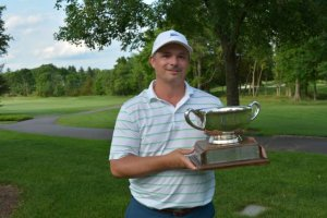Trevor Randolph First To Win Four Mid-Amateur Championships