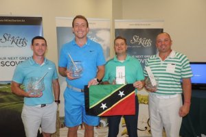 Twosomes Win Trip To St. Kitts At Ultimate Team Event