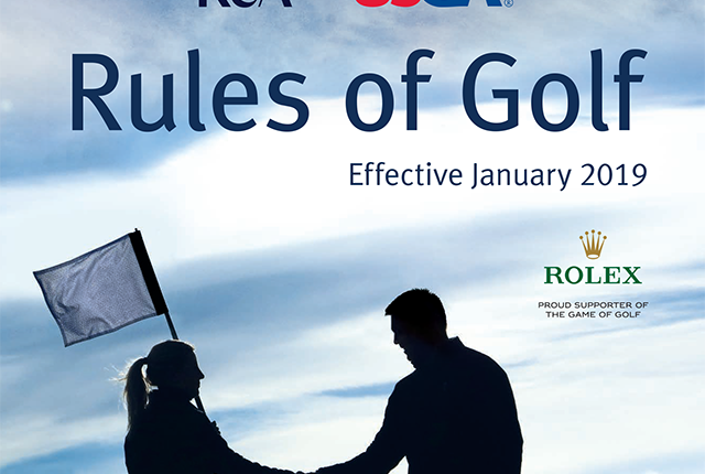 Rules of Golf Seminar 11/27