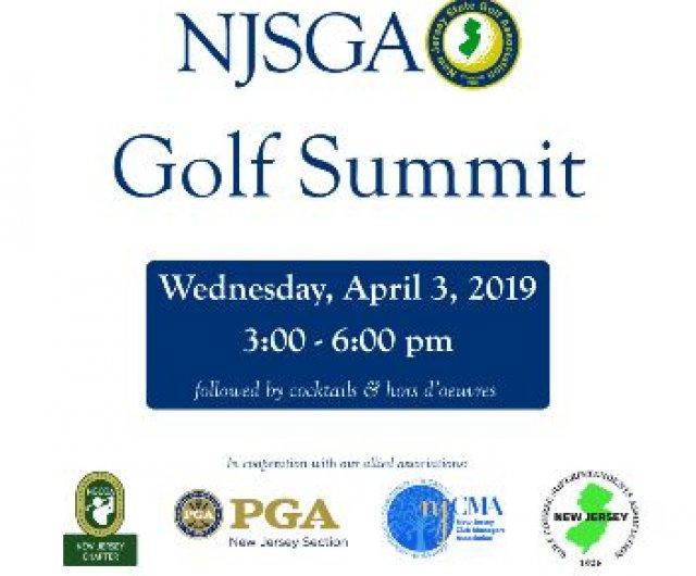 2019 NJSGA Golf Summit