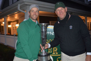 Anttonen, Gotterup take 88th Four-Ball Championship at Manasquan River