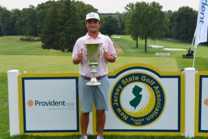 Austin Devereux wins 119th Amateur Championship