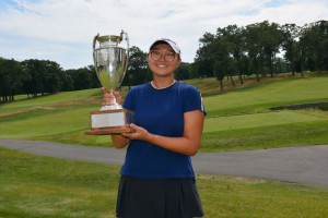 Eunice Kim wins 95th Women's Amateur Championship
