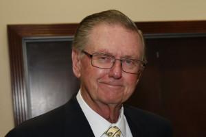 Steve Hennesey named the Honey Gantner Award Recipient