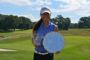 Forsgate's Lu wins 66th Junior Girls'; is stroke play medalist in 95th Women's Amateur
