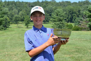 Pasternak takes 50th Boys title; Match Play Bracket Set for Junior Championship