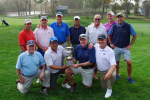 Little Mill Country Club wins 6th Senior Interclub Championship