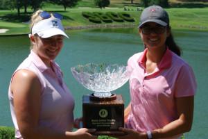 Maertz, Gianchandani team to win the 8th Women's Four-Ball Championship