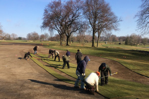 A Look at Golf Course Maintenance during COVID-19