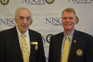 NJSGA conducts 121st Annual Meeting; John Murray, Steve Hennesey honored for Service