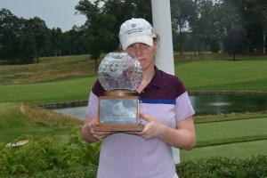 Samantha Perrotta is the 2020 NJSGA Women's Player of the Year