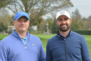 Four-Ball Championship: Day 1 Recap - Randolph, DeJohn medal; Match Play Underway