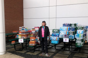 Spring Brook Country Club leads Donation Effort