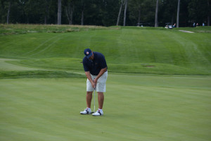 Gregg Angelillo Leads After Round 1 at Pre-Senior Championship