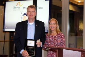 NJSGA Receives Arc of Essex County Community Partner Award