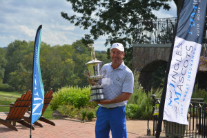 Adam Armagost Wins 63rd Senior Amateur Championship presented by NJM Insurance Group