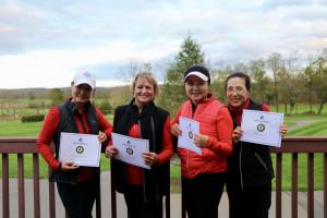 2nd Women's Golf Day Wraps up at Hawk Pointe Golf Club