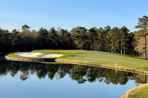 Four-Ball Qualifying at Ballamor: Campanile, Hart pace field