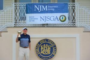Jay Blumenfeld Wins 11th Super-Senior presented by NJM Insurance Group