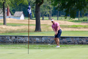 Michael Brown Shoots 69 to Extend Lead at NJSGA Amateur Presented by Provident Bank