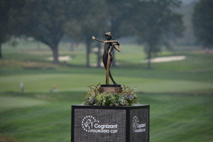 LPGA Cognizant Founders Cup Visits Mountain Ridge Country Club