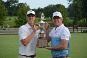 Jim and Greg DeLuca Capture the 99th Father and Son Championship presented by McRae Capital Management